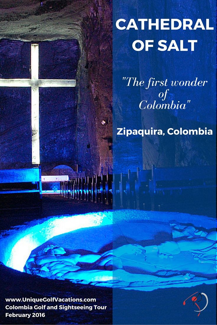 Sueno hotel atlantic golf holidays atlantic golf holidays - Colombia Golf Holiday Explore The Cathedral Of Salt In Zipaquira Uniquegolfvacations Colombia