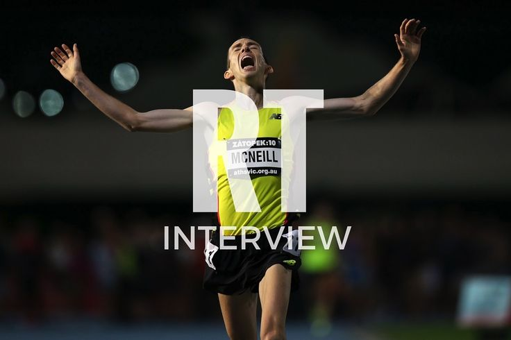 Road to Rio Interview with David McNeill: 10,000m