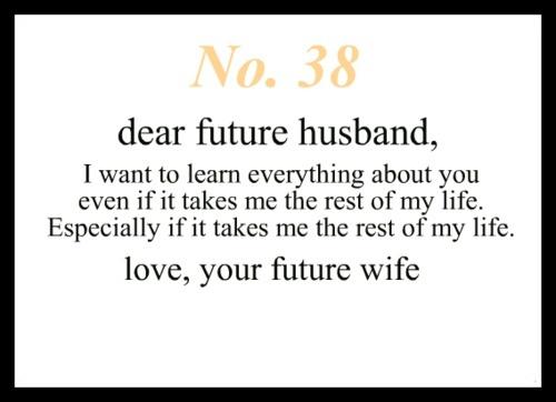 dear my future husband -#main