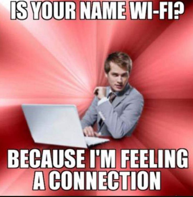 Is your name Wi-fi? - Whit's BlogWhit's Blog