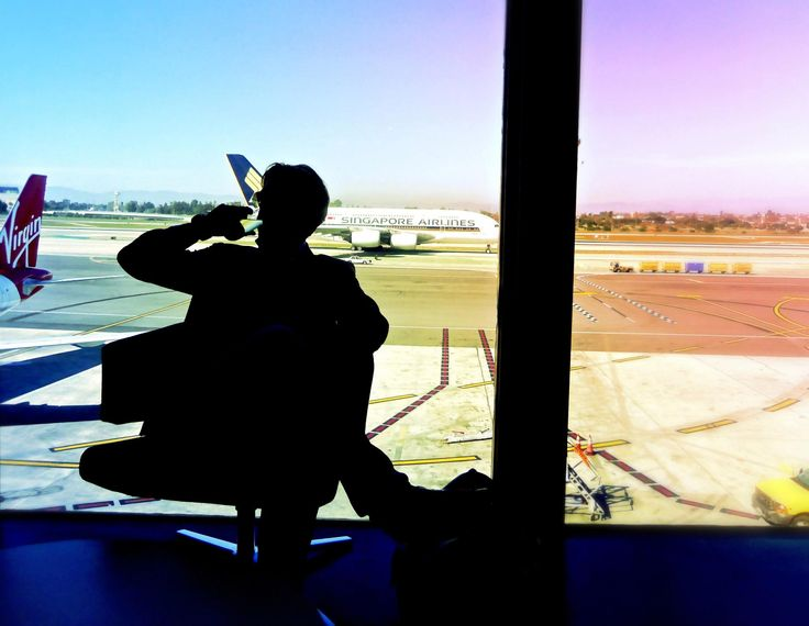 """""""Airports are the only place where I don't think twice about people drinking booze at 7 in the morning."""" - by I_Never_Red_It #ShowerThoughts"""