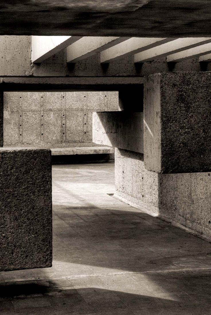 Apollo Pavilion, 1969, Peterlee, England | Victor Pasmore