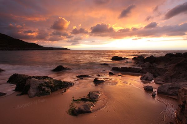 Pwlldu Bay, Gower