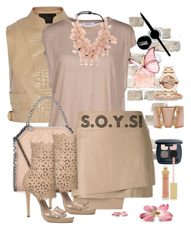 """""""Nude!"""" by storyofyourstyle on Polyvore"""
