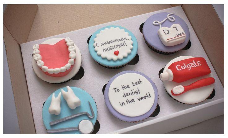 Cake for Dentist Bday