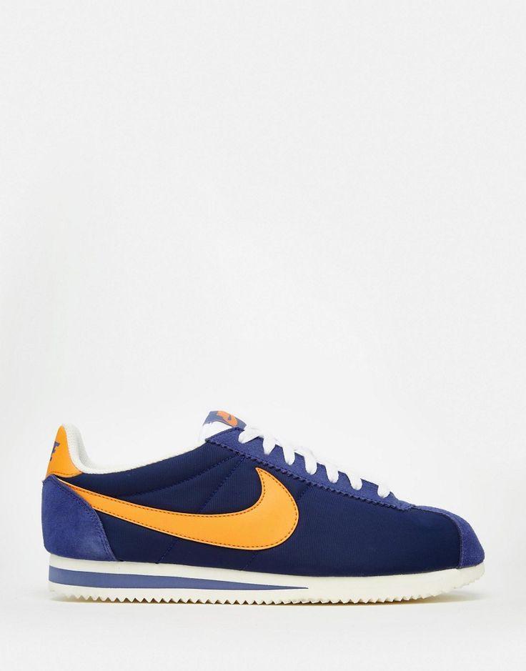 Image 2 Nike Cortez 807472 483 Baskets classiques en nylon