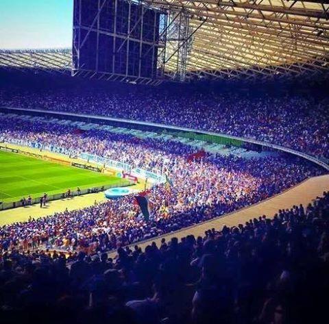 49.208 pagantes para Cruzeiro  2 X 0 Santa Cruz em 28/08/16 no Mineirão.