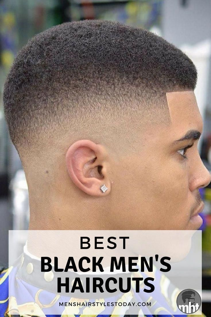 Beliebte schwarze Herren-Haarschnitte - Die besten schwarzen Kerl