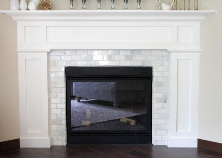 25 Best Ideas About Tile Around Fireplace On Pinterest Marble Hearth Mantel Clock Design And