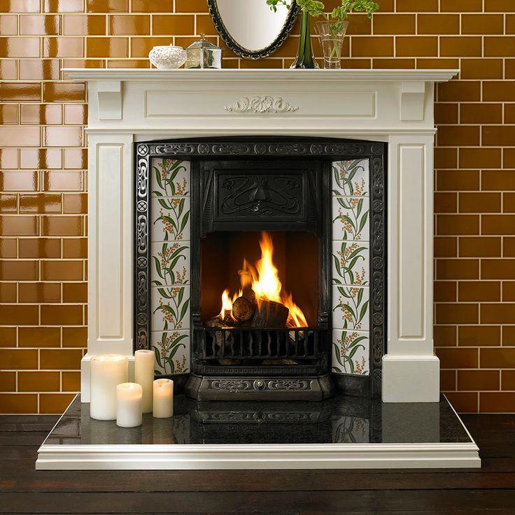 The 25+ Best Victorian Fireplace Tiles Ideas On Pinterest