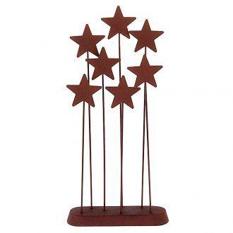Willow Tree - Metal Star Backdrop(Sternen aus Metall)   Online Verfauf auf HOLYART