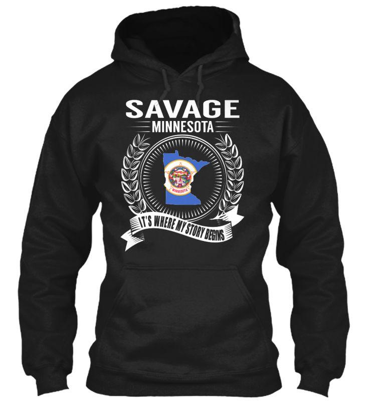 Savage, Minnesota - My Story Begins
