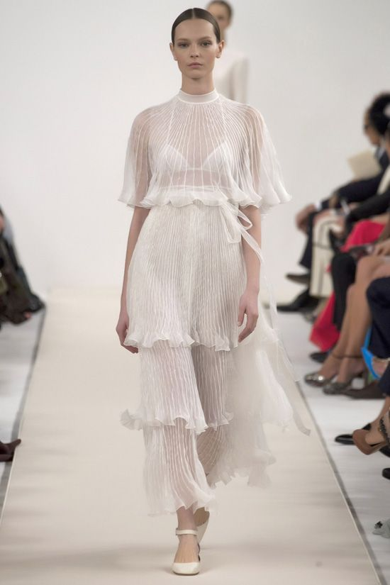 Runway : Valentino Couture, New York