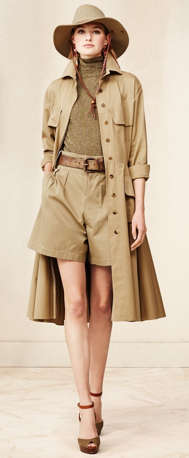 56 Best Images About Safari Fashion And Style On Pinterest Ralph Lauren Emily Didonato And