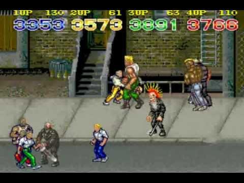 Crimefighters Arcade