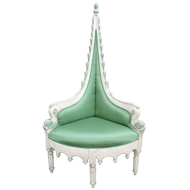 corner seating furniture. Wonderful Seating Whimsical And Beautifully Detailed Corner Seat In Seating Furniture U