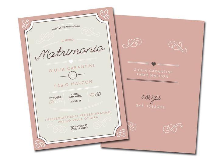 Wedding Partecipation @Wedding