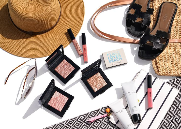 Bobbi Brown Peace, Love and Beach Highlighting Powders and Eyeshadow Trio | The Beauty Lookbook | Bloglovin'