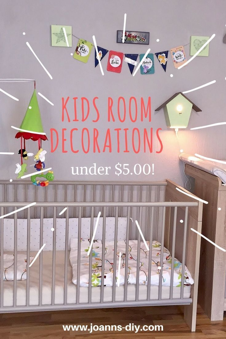 3 Easy Kidsroom Decoration Ideas Under 5 Kid Room Decor Kidsroom Decor Kids Rooms Diy