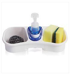 Organizador para lavar trastes