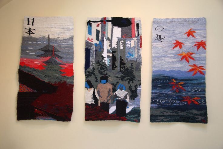 Japanese Triptych