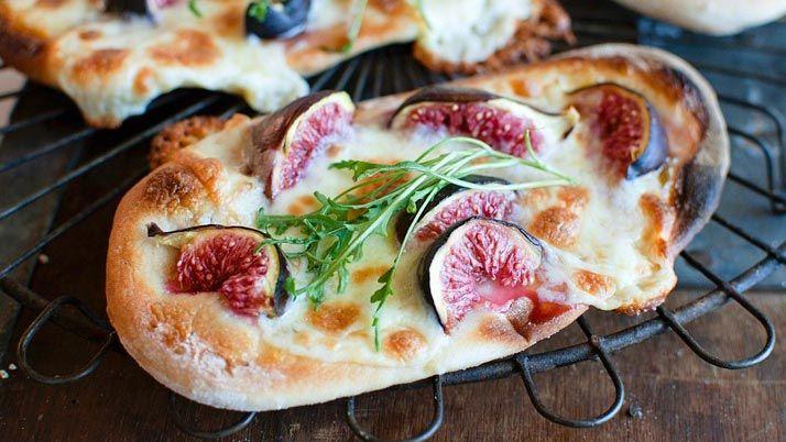 Feigen-Pizza