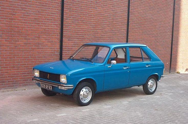 Peugeot 104 (1972)