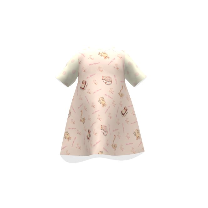 Toddler T-shirt Dress by Brindille and Twig