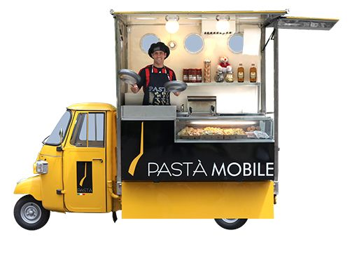 The Pasta Cart Food Truck
