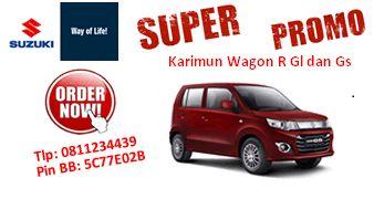 Kredit Suzuki Karimun Wagon R Bandung | Promo September 2016