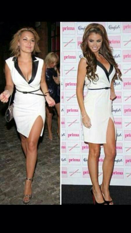 The Only Way is Essex!  This stunning dress will also be arriving next week ♥ #Love #fashion