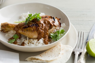 Be adventurous with your chicken dish - complement it with this Mexican dark chocolate mole sauce.