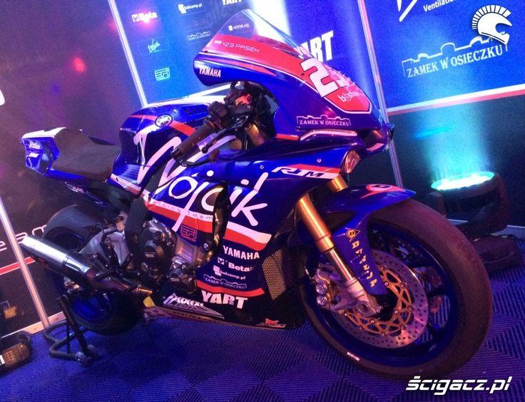 Mińsk Mazowiecki Yamaha R1M Wojcik FHP Racing Team