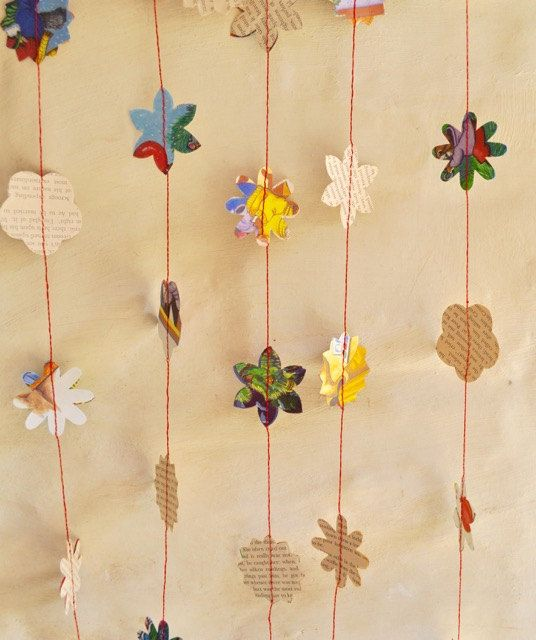 Paper Garland: A Christmas Carol and the Biggest Most Beautiful Christmas Tree