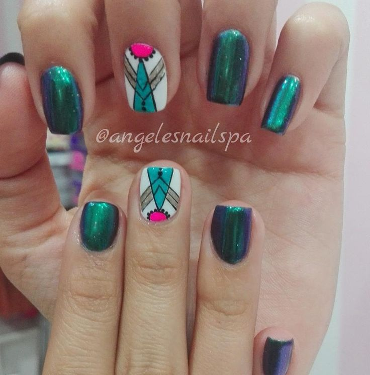 "144 Likes, 1 Comments - Ángeles nails spa (@angelesnailspa) on Instagram: ""#uñas #acrilicas #nail #manicura #style #medellin #beauty #beautiful #instanails #hermosas #girl…"""