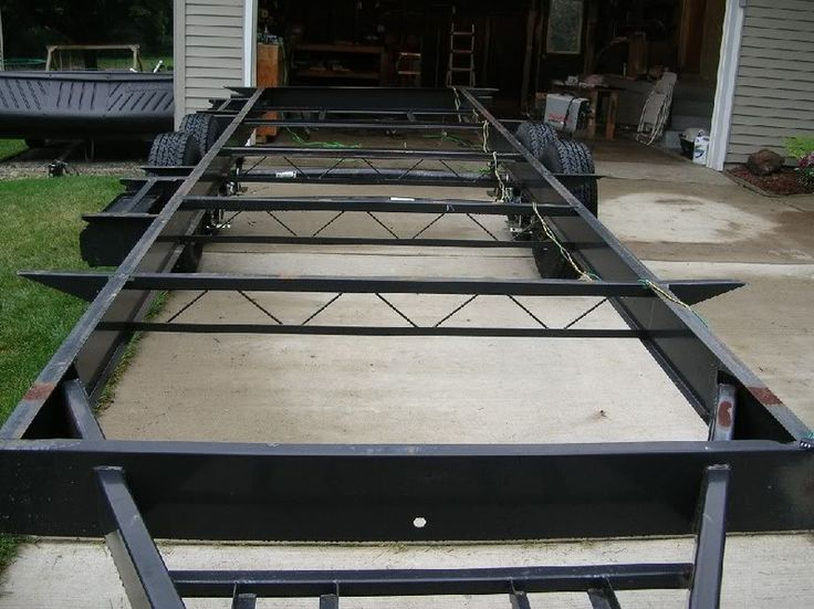 Home Made Trailer Third Generation F Body Message Boards