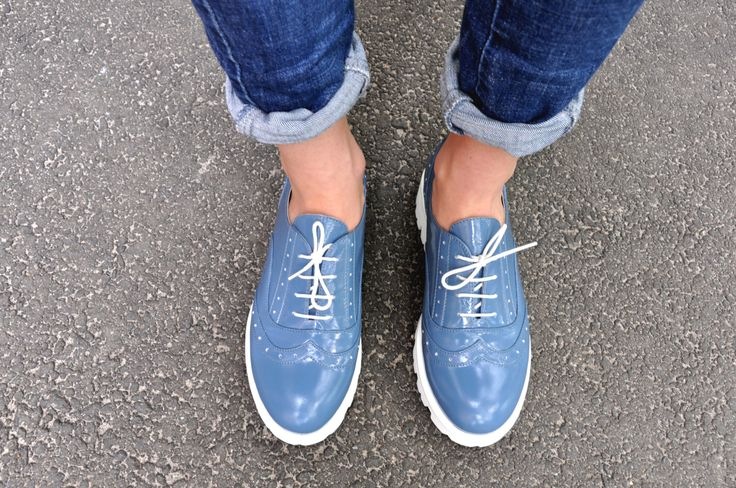 Soho -   Platform Oxfords, Oxfords for Women, Creepers, Womens Blue Patent Oxfords, Vintage Shoes, Custom Shoes, FREE customization!!! by JuliaBoShoes on Etsy https://www.etsy.com/listing/456347258/soho-platform-oxfords-oxfords-for-women