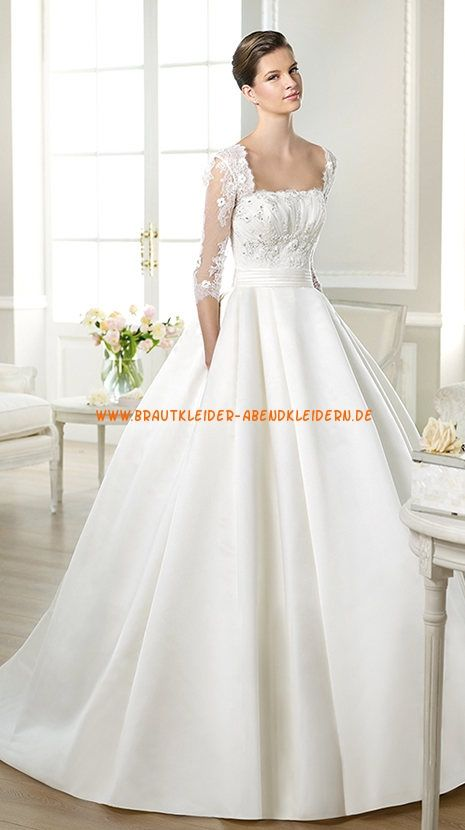 53 best Brautkleider images on Pinterest | Wedding frocks ...