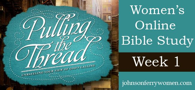 new online bible study  pulling the thread with jen
