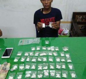 Pengedar Pil Koplo Diamankan 525 Pil Koplo Disita Tribratanews Polda Jatim