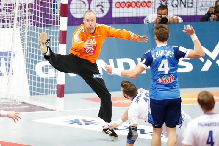 Handball IHF Qatar 2015 T. Omeyer