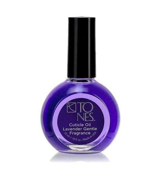 Cuticle Oil - Lavender: 35ml / 1.18 fl oz | Aceite de Cutícula - Lavanda: 35 ml / 1.18 fl oz