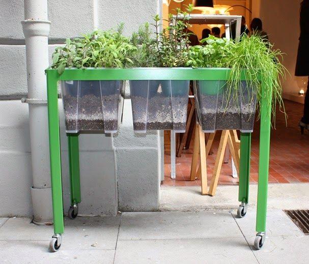 17 migliori idee su giardino sul balcone su pinterest for Balcone giardino