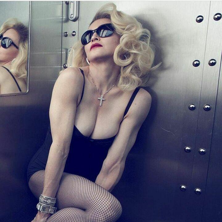 Madonna Dolce & Cabbana 2012