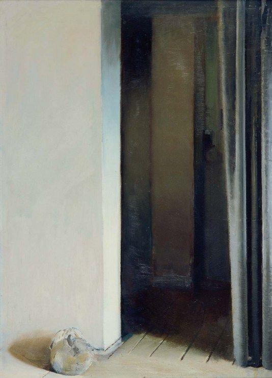 Janusz Kaczmarski, Wnętrze pracowni VIII, 1976, olej na płótnie, 80 x 58 cm, fot. Jacek Gładykowski - photo 9