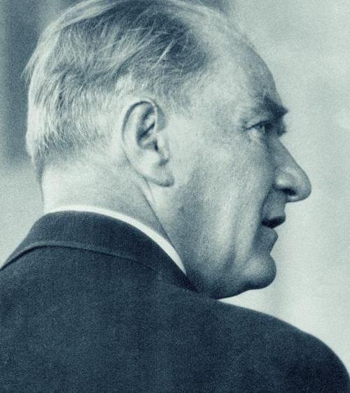 The founder of the Republic of Turkey, The Great Leader MUSTAFA KEMAL ATATURK ♥