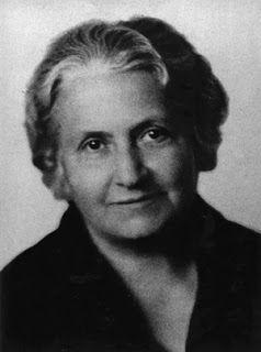Le premier grand récit de Maria Montessori