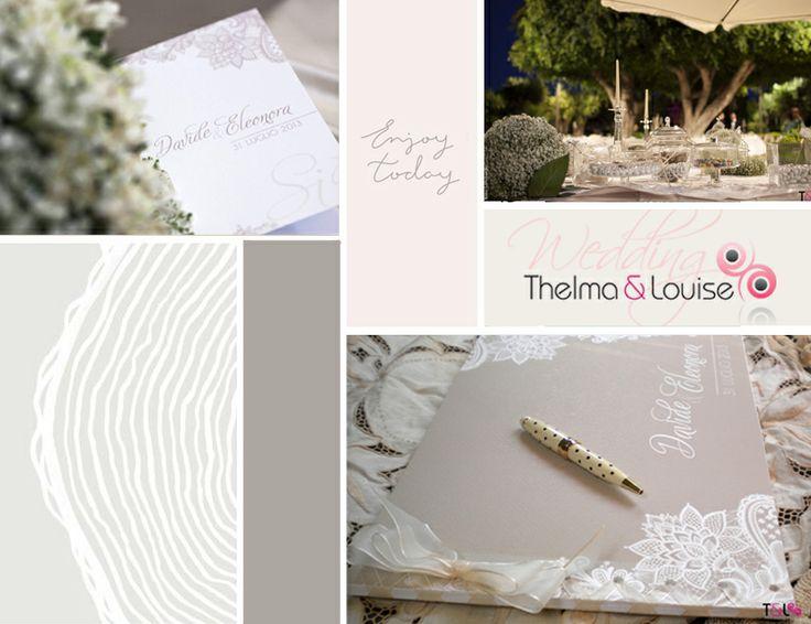 #LacesShabby Suite #partecipazioni di #nozze romantiche!