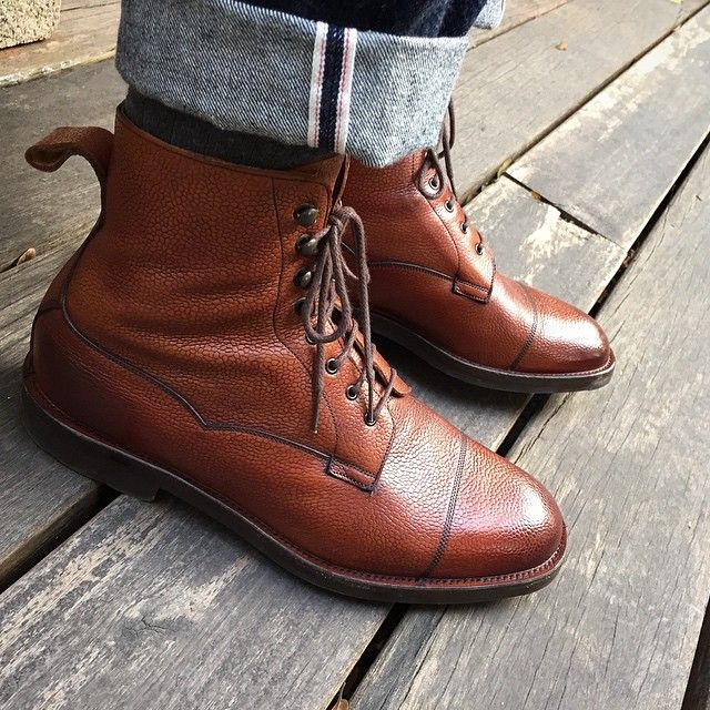 Combat boots : histoire, conseils de style et une marque de référence, Red Wing
