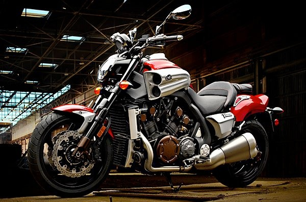 Yamaha Launched 2010 Star VMAX